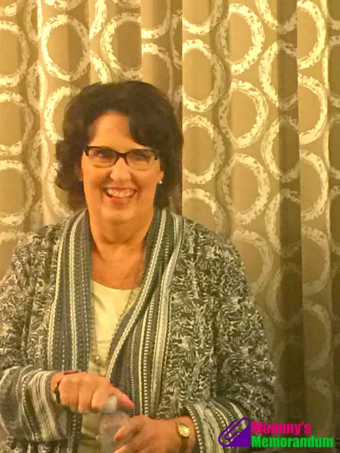 Phyllis Smith on how she got her start