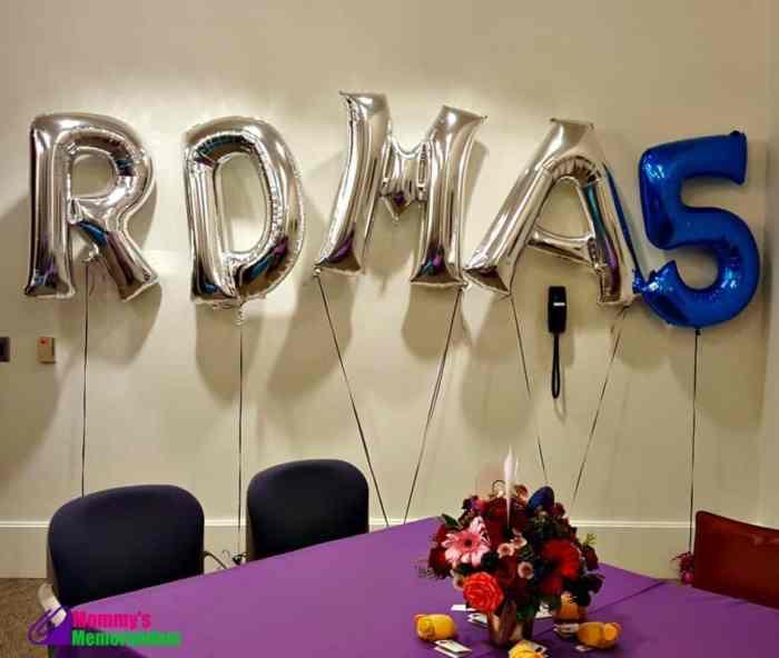 RDMAs baloon