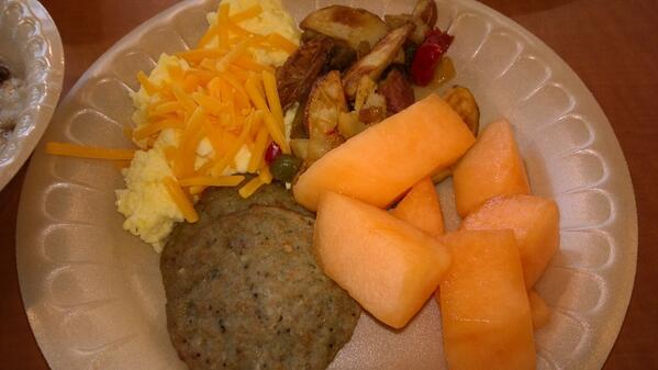 #RIFamily breakfast
