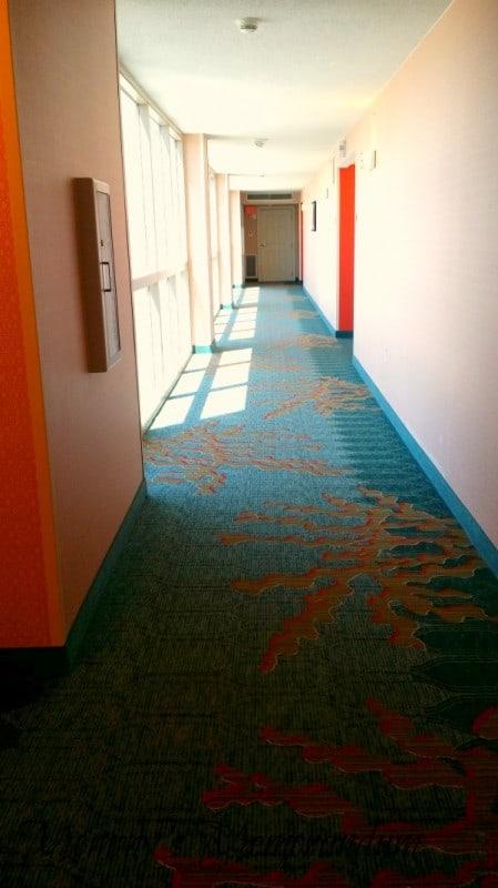 #RIFamily hallway
