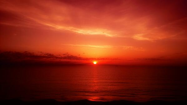 #RIFamily sunrise