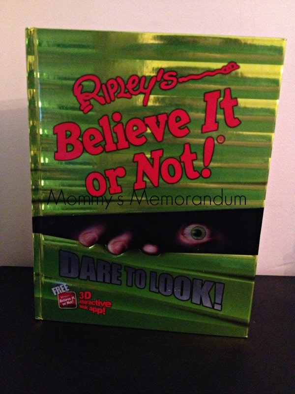 Ripley's Believe It or Not! Look if you Dare