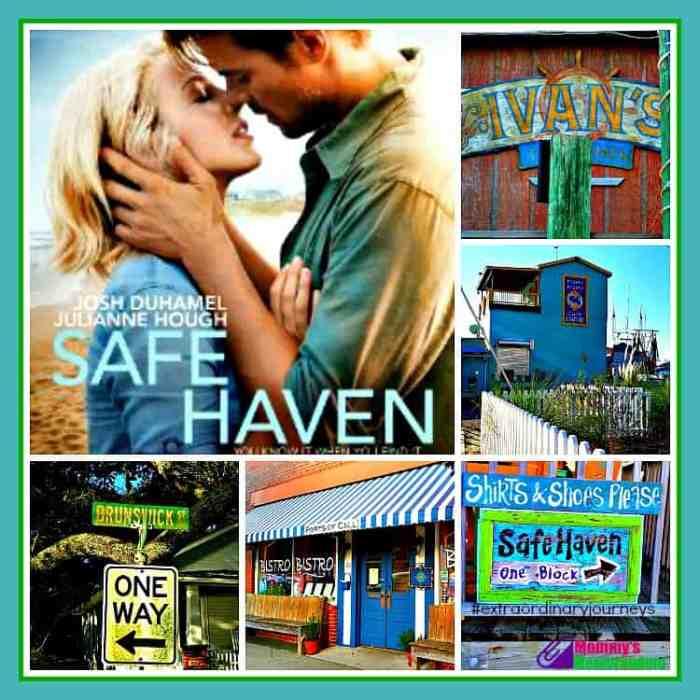 Safe Haven Collage