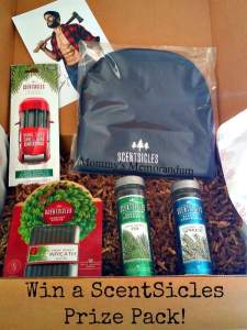 #Win a ScentSicles Prize Pack (US Ends 12/08)