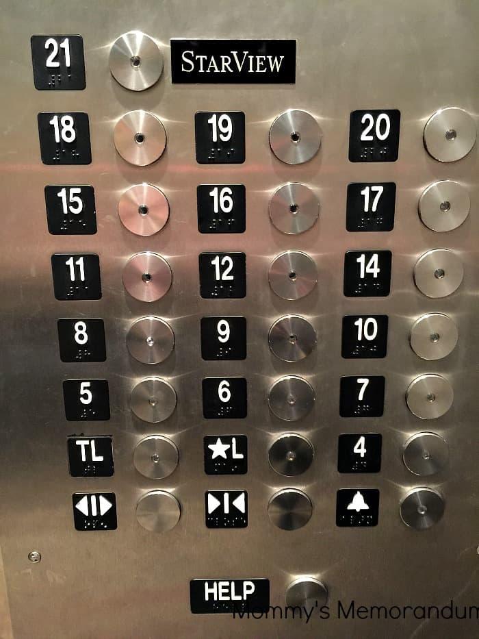 Sheraton Universal #sheratonuniverse elevator