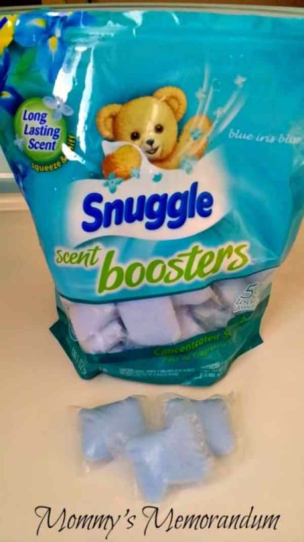 Snuggle Scent Booster #REview