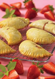 Strawberry Basil Hand Pies
