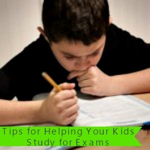 Tips for Helping Your Kids Study for Exams