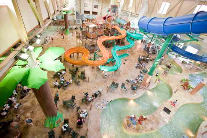 Great Wolf Lodge Waterpark