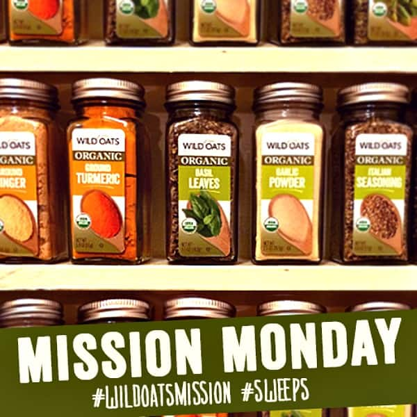 Wild Oats Mission Monday #WildoatsMission #Sweeps