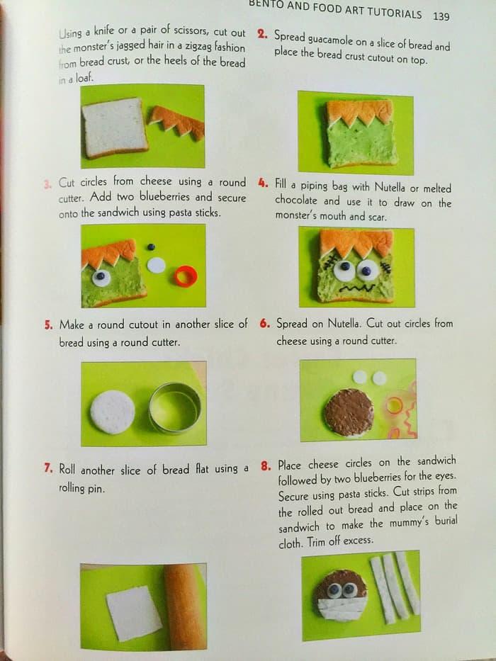Yummy Kawaii Bento by Li Ming Lee instructions