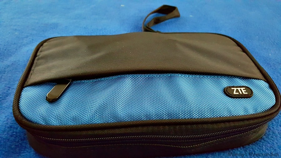 ZTE travel case
