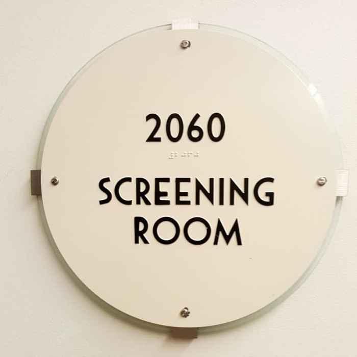 abc studio screening room