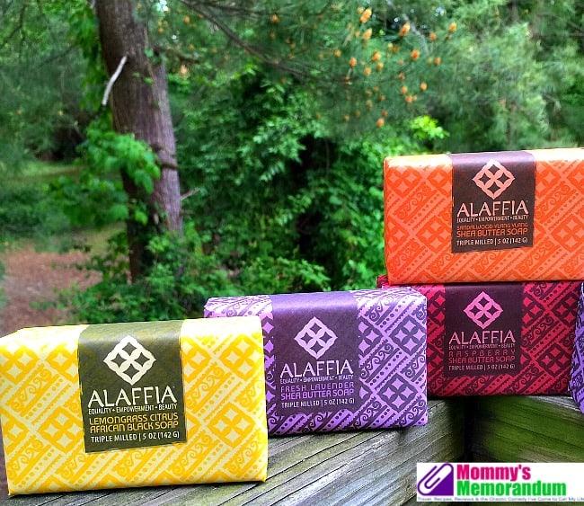 alaffia fair trade soaps