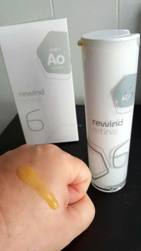 ao skincare rewind retinal