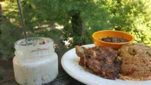 Instant Pot Arroz con Pollo (Chicken with Rice) #Recipe