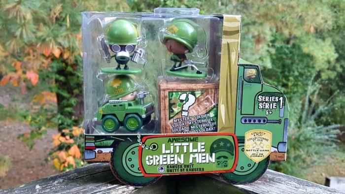 awesome little green men starter pack