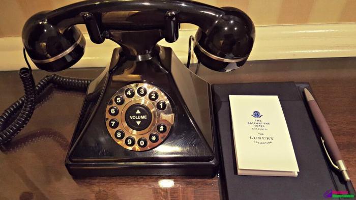ballantyne hotel telephone