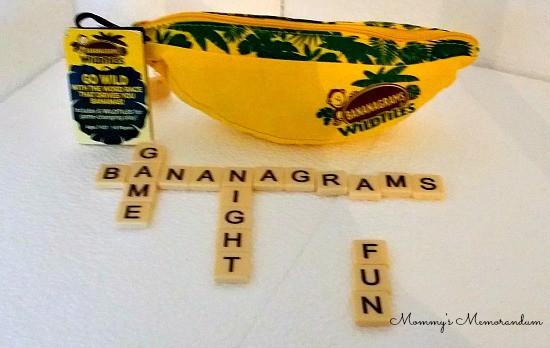 bananagrams game night fun