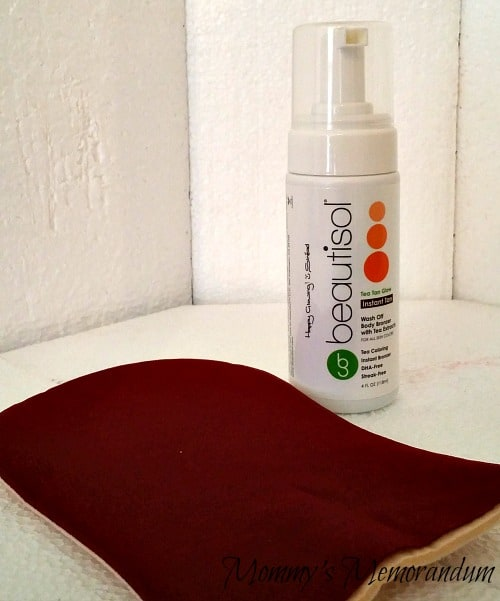 beautisol instant tan review
