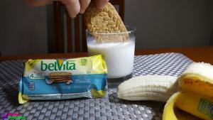 belVita Breakfast Biscuits for 4-hours of Steady Nutritious Energy #belVitaWalmart #belVitaBreakfast