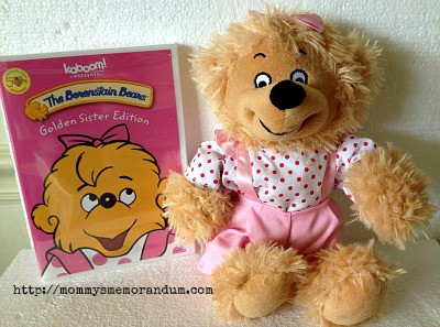 berstain bears golden sister edition