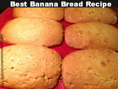 best banana bread #recipe