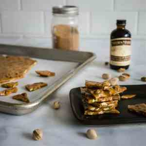 The Best Pistachio Brittle Recipe