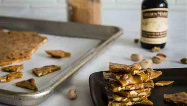 The Best Pistachio Brittle Recipe