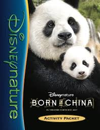 born in china free activity guide
