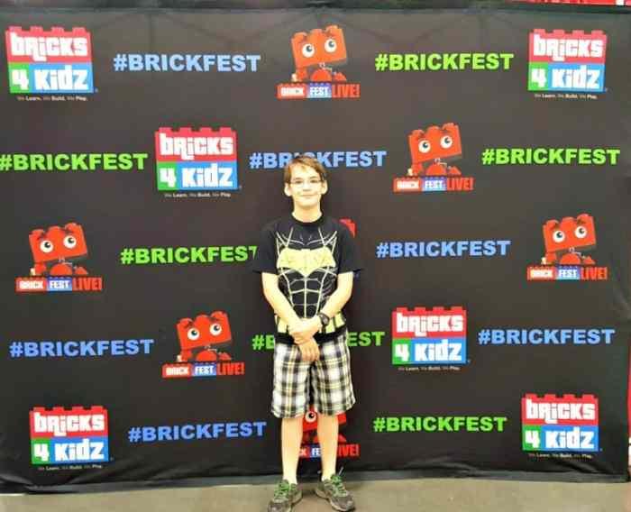 brickfest wall