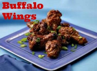 buffalo wings #recipe