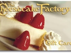 Cheesecake Factory #GCBudget