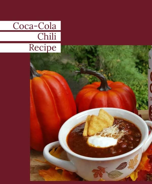 coca cola chili recipe