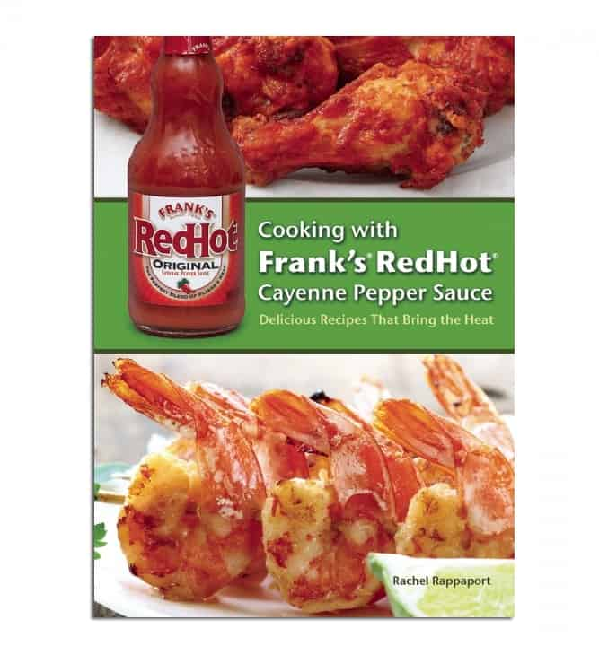 cooking withe Frank's RedHot Cayenne Pepper Sauce