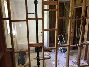 Fixer Upper: Bathroom Demolition Day 3
