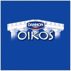 Dannon Oikos is creamy and thick