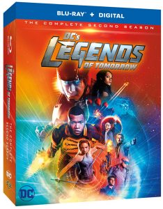 Own DC's Legends of Tomorrowon Blu-ray and DVD 8/15