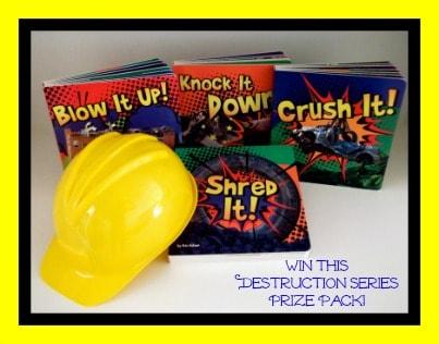 destruction series prize pack