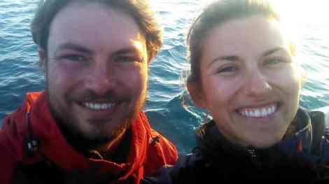 #discoverboating Jordan and Desiree