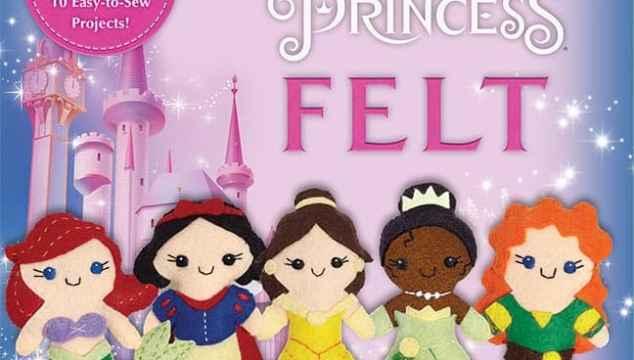 Disney Princess Felt Kit Make 10 Beloved Disney Princesses