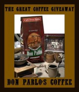 don pablo's organic coffee