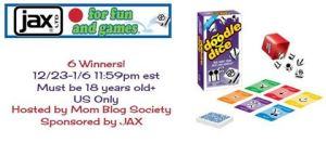 #Win Doodle Dice 6 Winners! (US ends 1/5)