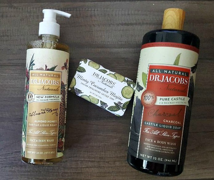 Dr Jacobs Naturals Multi-Purpose Soap For Everyone • Mommy's