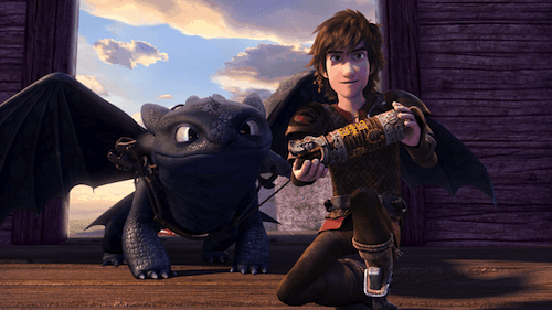 "DreamWorks Animation's ""Dragons: Race to the Edge"" debuts June 26th exclusively on Netflix"
