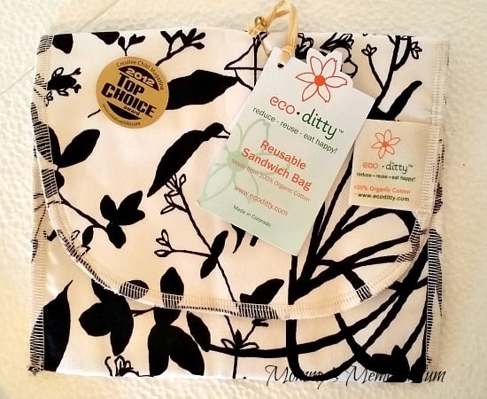 ecoditty reusable lunch bag