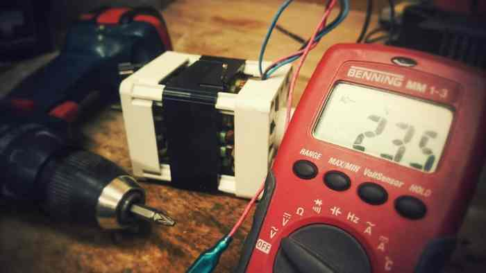 Multimeter - An Electronic Instrument Used To Take Measurements