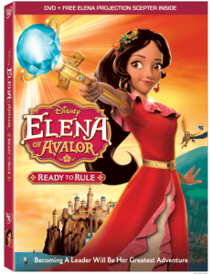 Elena of Avalor: Ready to Rule on Disney DVD December 6th!