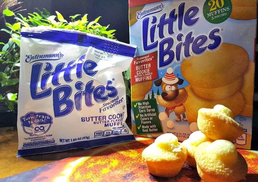 entenmann's little bites butter cookie
