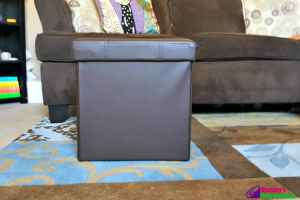 Need More Seating and Storage? There's an Ottoman for That!